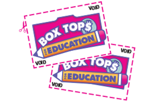 Box Tops for Education ~ October 22