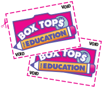 Box Tops for Education ~ Next collection Oct. 16th
