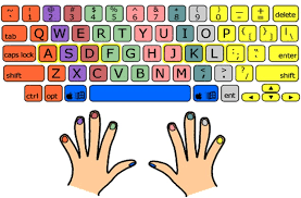 Create a student account and practice typing.