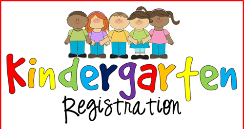 February 6th is Kindergarten Registration