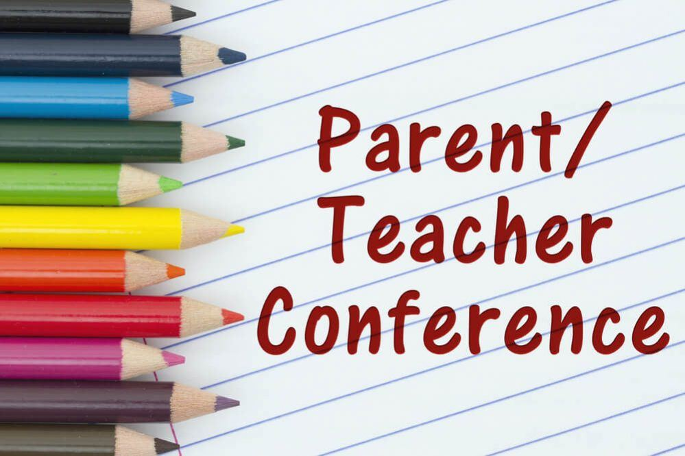 PARENT TEACHER CONFERENCE SIGN UPS HERE