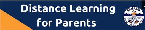 Distance Learning Parent Resource