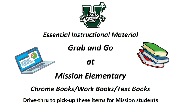 Essential Instructional Materials Grab & Go