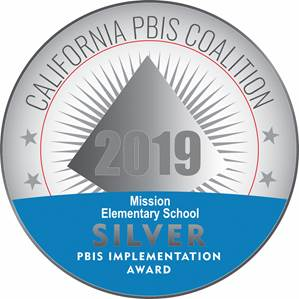 California PBIS award