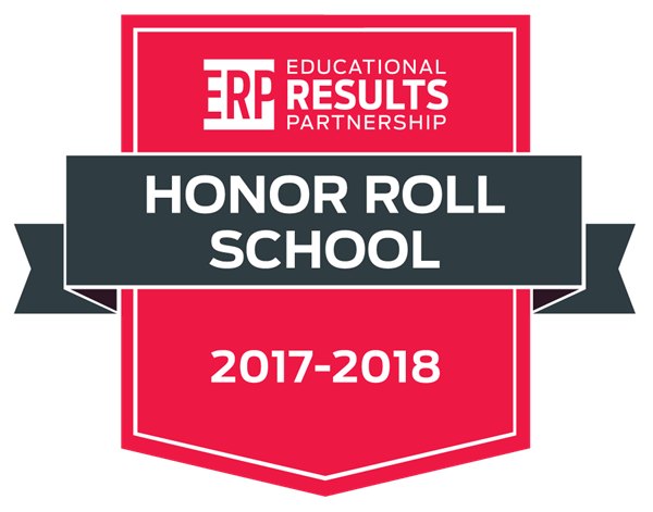 2017-18 Honor Roll School