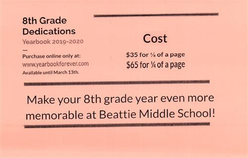 Beattie Middle School / Homepage
