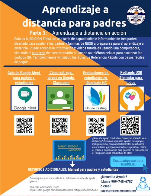 Distance Learning Spanish