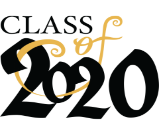 text: Class of 2020