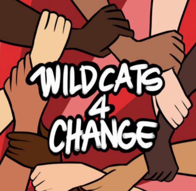Wildcats4Change Meeting Every Other Tuesday