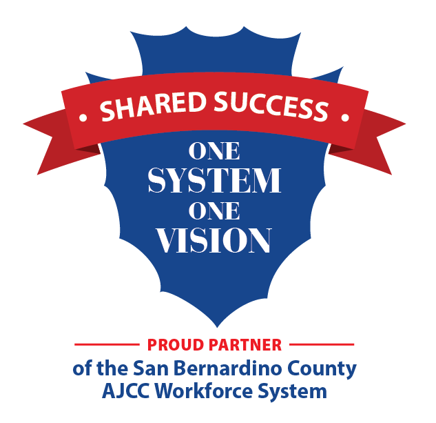 Redlands Adult School is a proud partner of the San Bernardino County AJCC Workforce System
