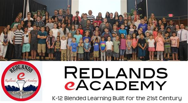 Redlands eAcademy - RUSD's K-12 Online Blended Learning School!