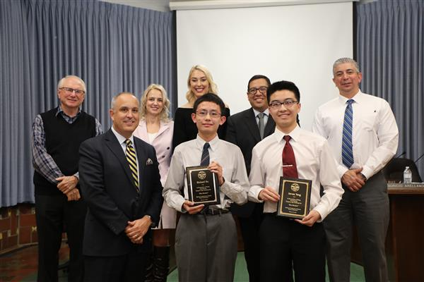 RUSD students win Congressional App Challenge