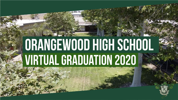 Orangewood Graduation Video Link