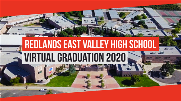 Redlands East Valley Graduation Video Link