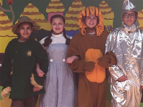 Clement Middle School to present The Wizard of Oz