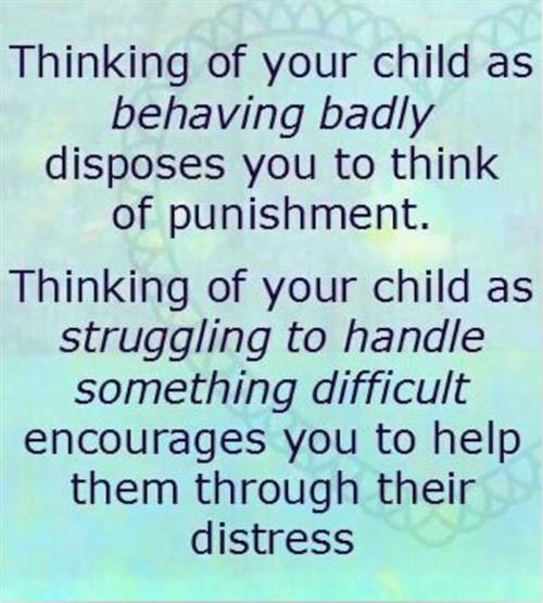 Thinking of Your Child