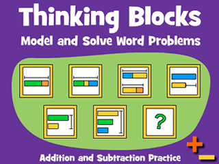 Bar Models/Thinking Blocks Link